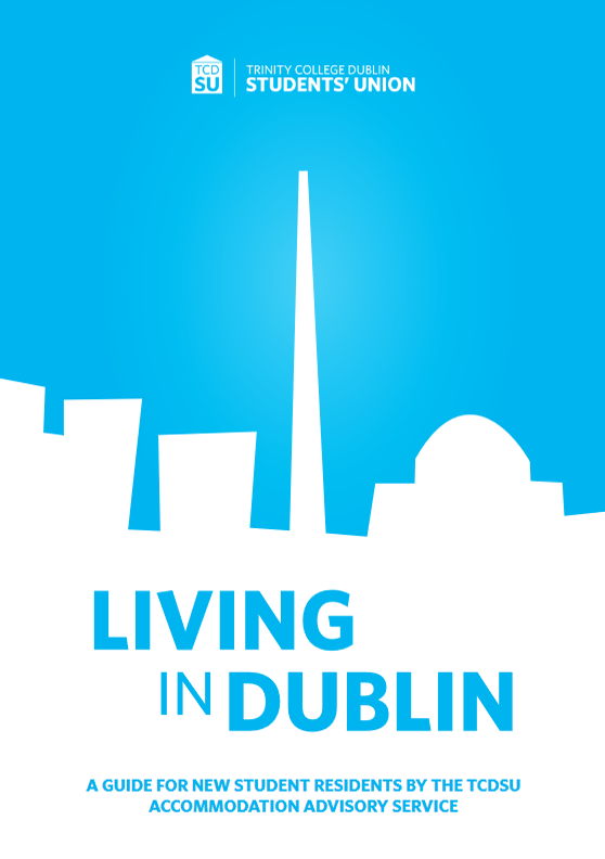 Trinity Students' Union Living in Dublin Guide