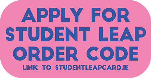 Apply for a Student leapcard online
